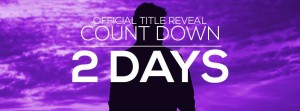 In two days Light Age Films will unveil the title to its Summer 2014 production to be shot in Virginia and North Carolina.