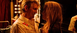 Stacy Whittle (Sandy) with Eric Roberts (Booker) in the Light Age Films motion picture, Eyes of the Roshi