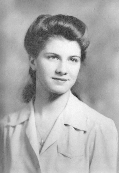 Jacqueline Marten, circa 1940