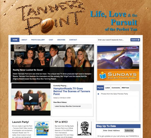 All the Latest News and Gossip from Tanners Point